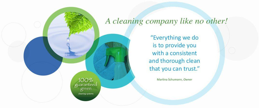 Naturally Clean | All-Natural Cleaning Service | Kitchener ...