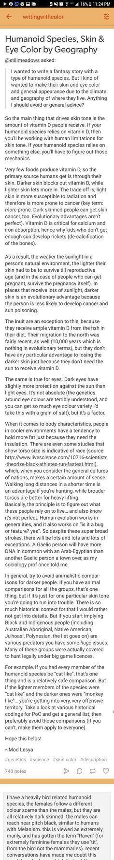 HANDY DANDY SKIN TONES! This is great for describing skin tones ...