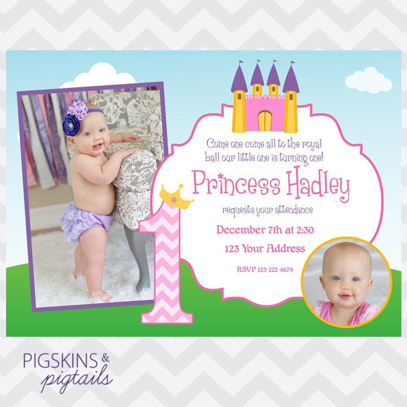 First birthday invitations templates | Free Invitations Ideas