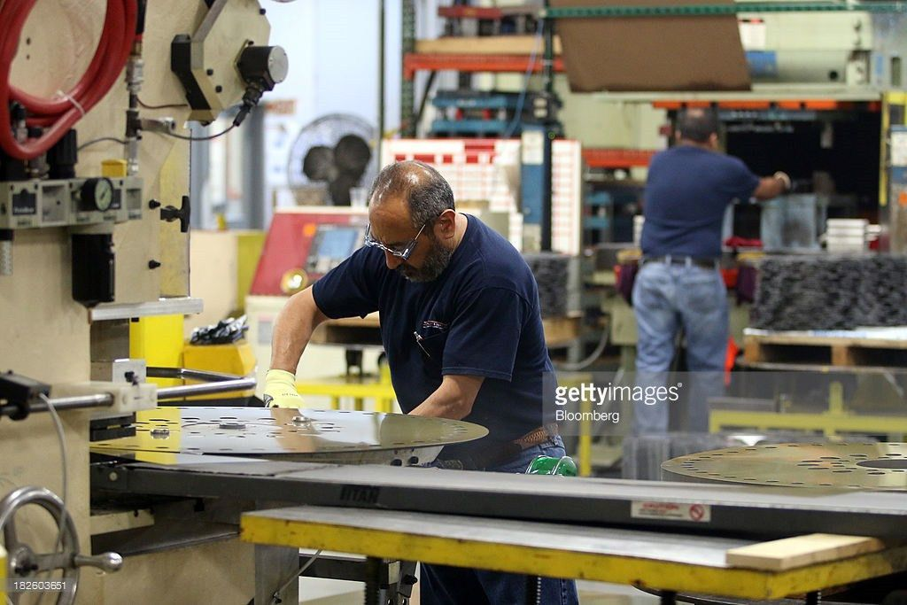 Operations At Sko-Die Custom Steel Laminations As US Manufacturing ...