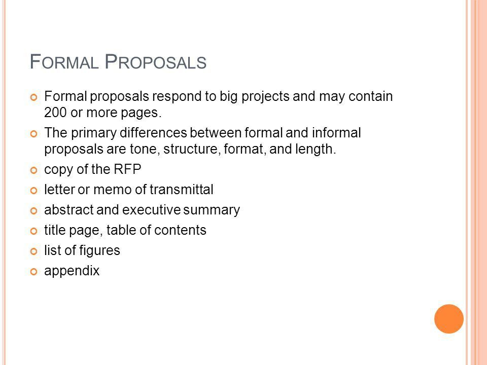 P ROPOSALS AND F ORMAL R EPORTS By: Brittney Wotruba. - ppt download