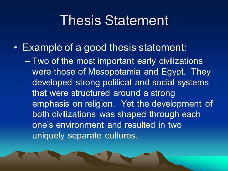 Writing the Thesis Statement and DBQ Essay - ppt video online download