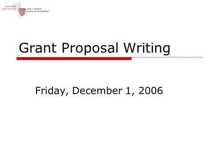 Grant Writing Tips and Funding Sources - ppt video online download