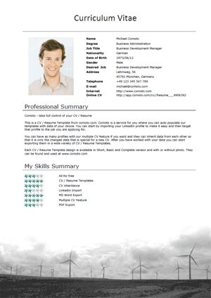 Resume Samples Download | Free Resumes Tips