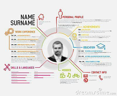 71 best Curriculum Vitae images on Pinterest | Resume ideas, Cv ...