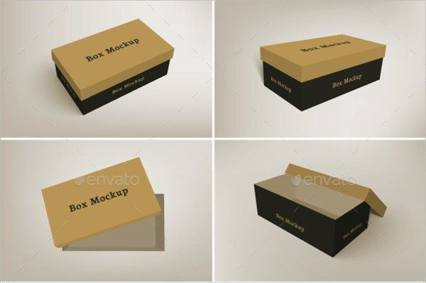 13+ Shoe Box Templates - Free PSD, AI, EPS Format Download | Free ...