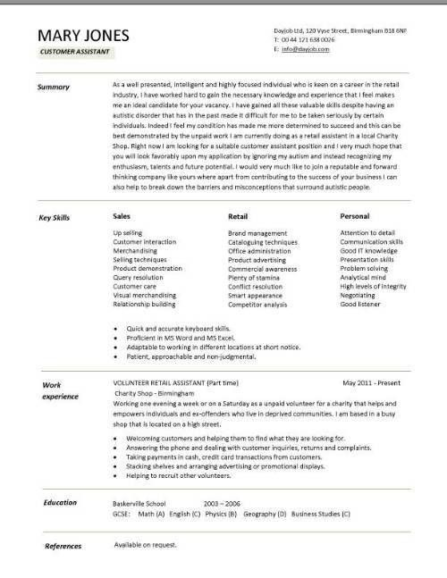 old version old version old version. example fashion model resume ...