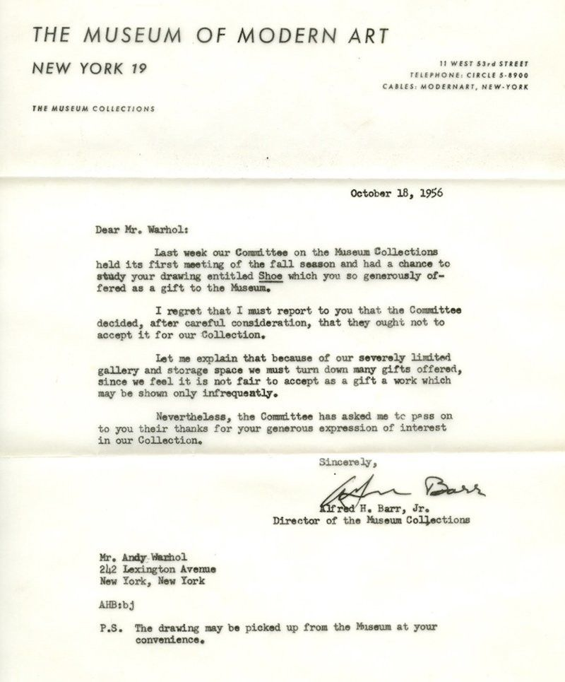 Brutal Rejection Letters Of Famous People - Business Insider
