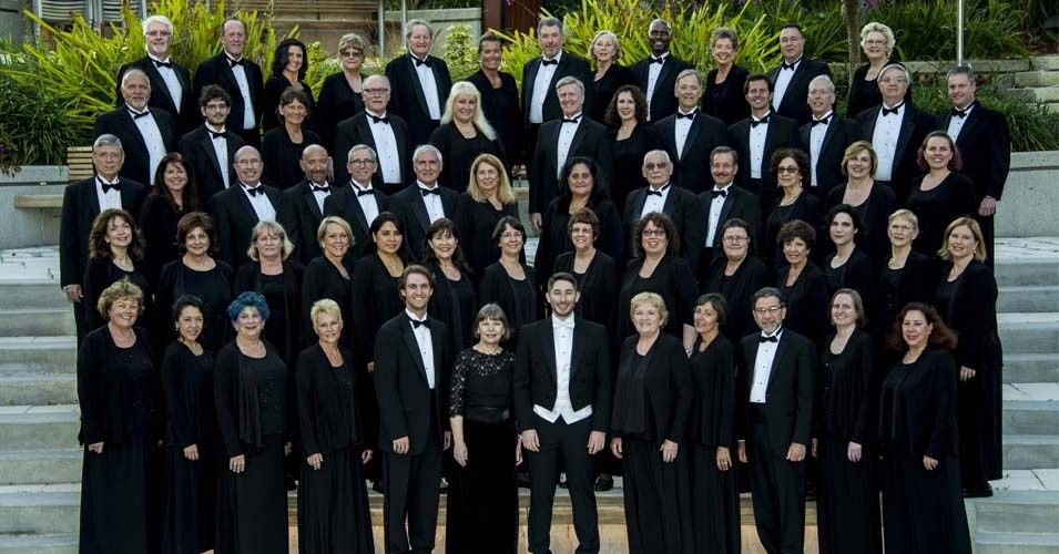 Master Chorale of South Florida Handel's Messiah | Broward Center ...