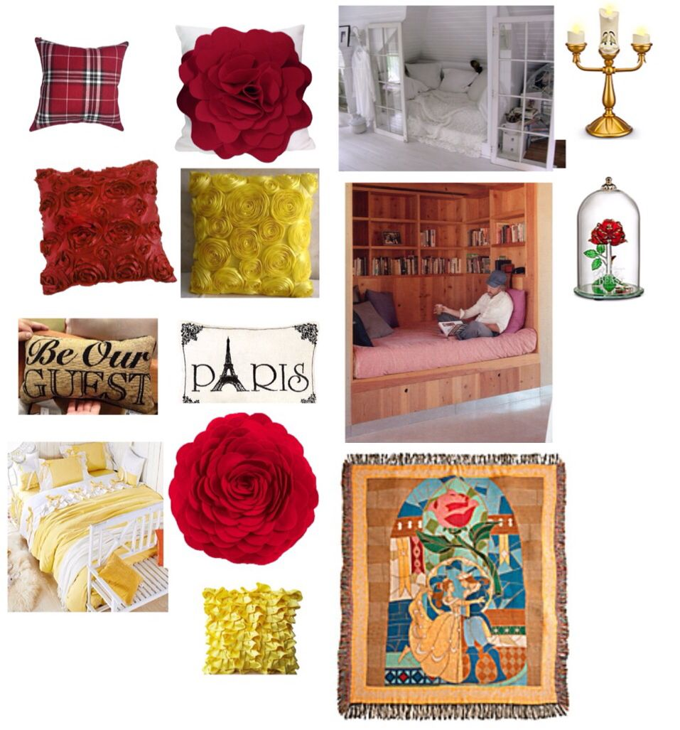 Belle From Beauty And The Beast Bedroom Theme Already Own
