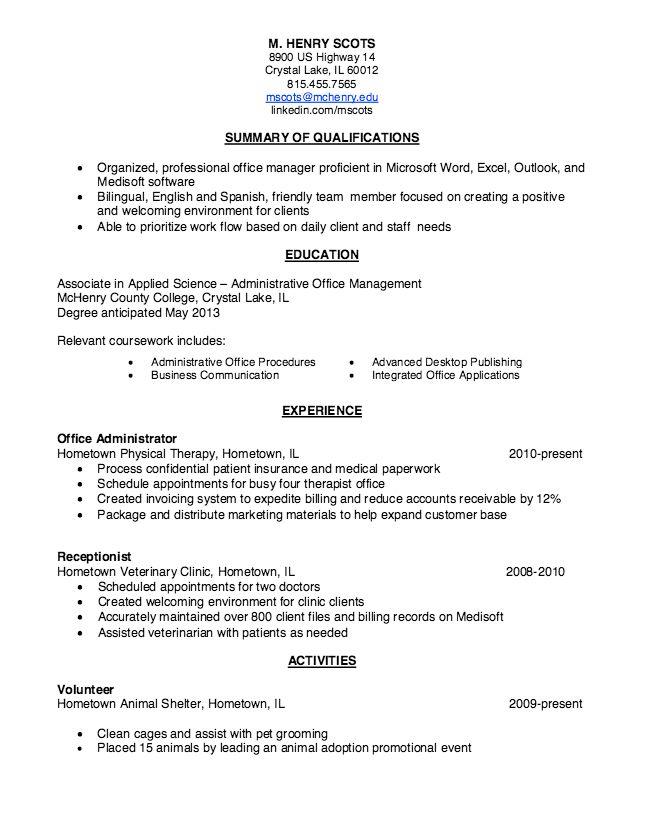 Hometown Pet Grooming Resume Sample - http://resumesdesign.com ...