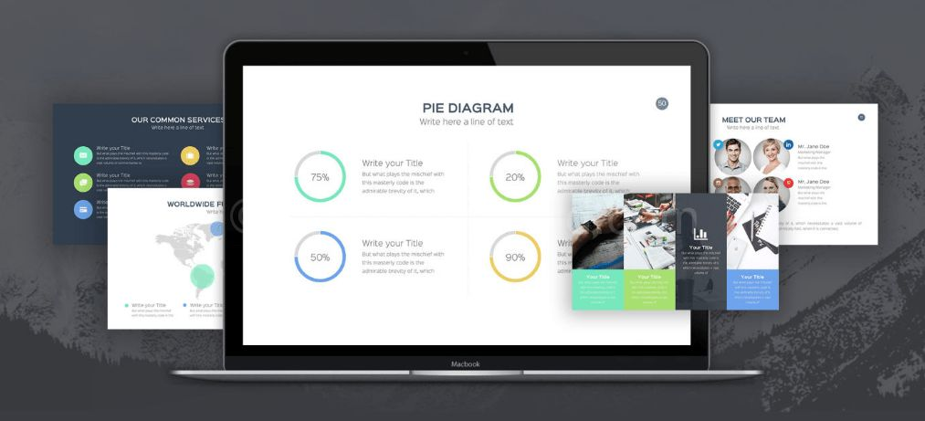Business Proposal Presentation Template Download Free