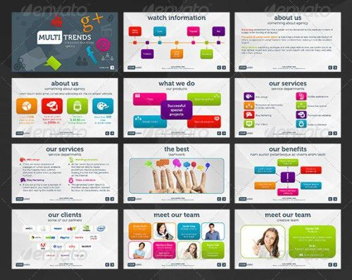 Powerpoint Proposal Template - Tomium.info