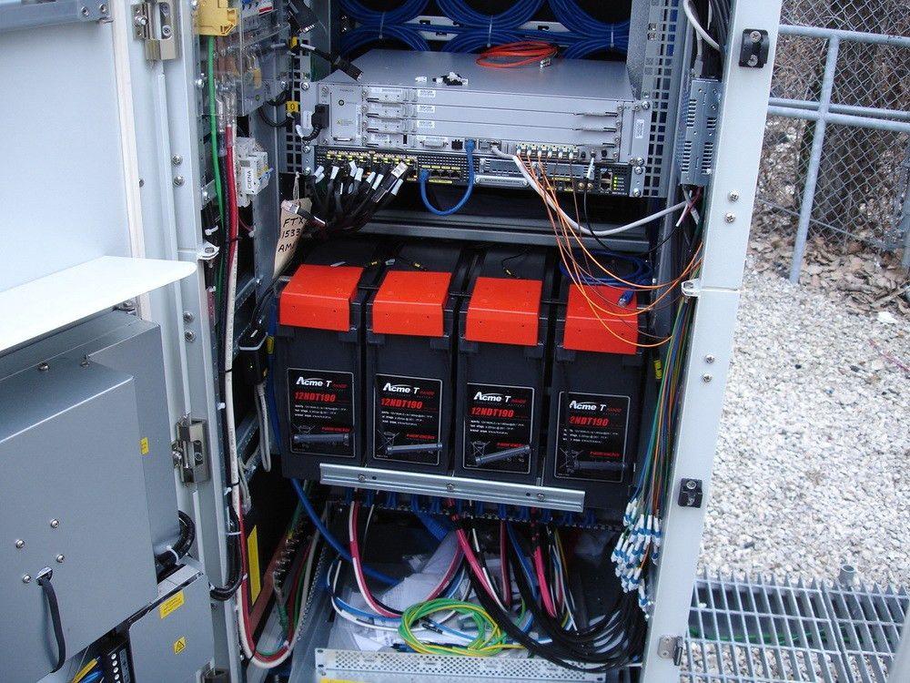 AC/DC — Total Service Telecom, Inc.