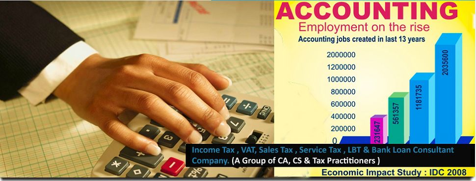 Charted accountant services and tax return consultants Pune
