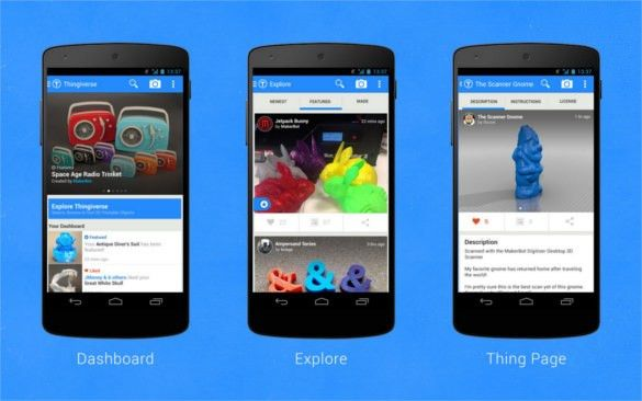 41+ Android App Designs with Beautiful Interface | Free & Premium ...