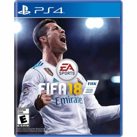 EA Sports FIFA 18 - PlayStation 4 - Best Buy