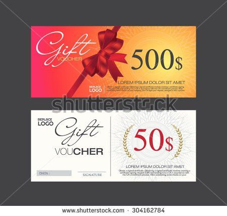 Gift Voucher Stock Images, Royalty-Free Images & Vectors ...
