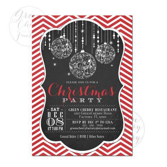 Ward Christmas party invite idea.Printable Christmas Party ...