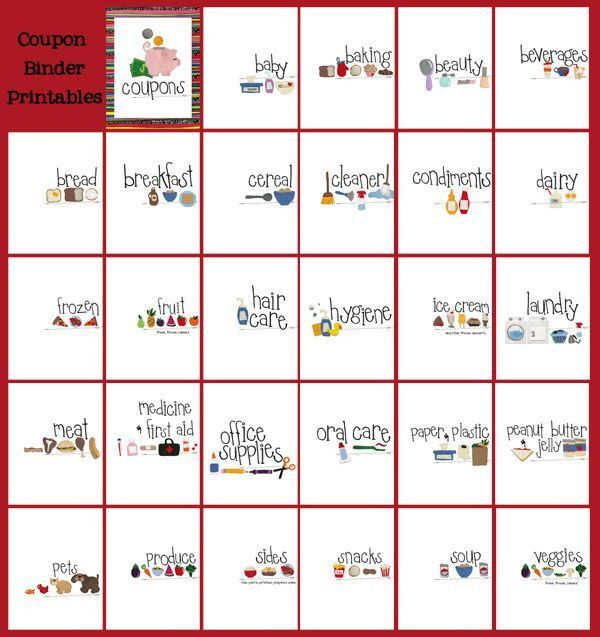 22 best Coupon Organizer Ideas images on Pinterest | Coupon ...