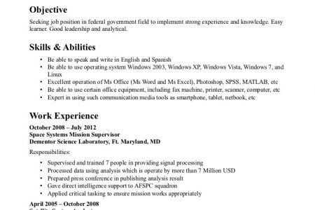 government resume samples ksa 3. ksa resume examples. invitation ...
