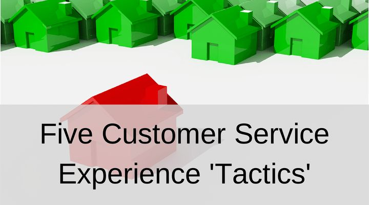 "Customer Service Experience: 5 ""Best in Class"" Tactics"