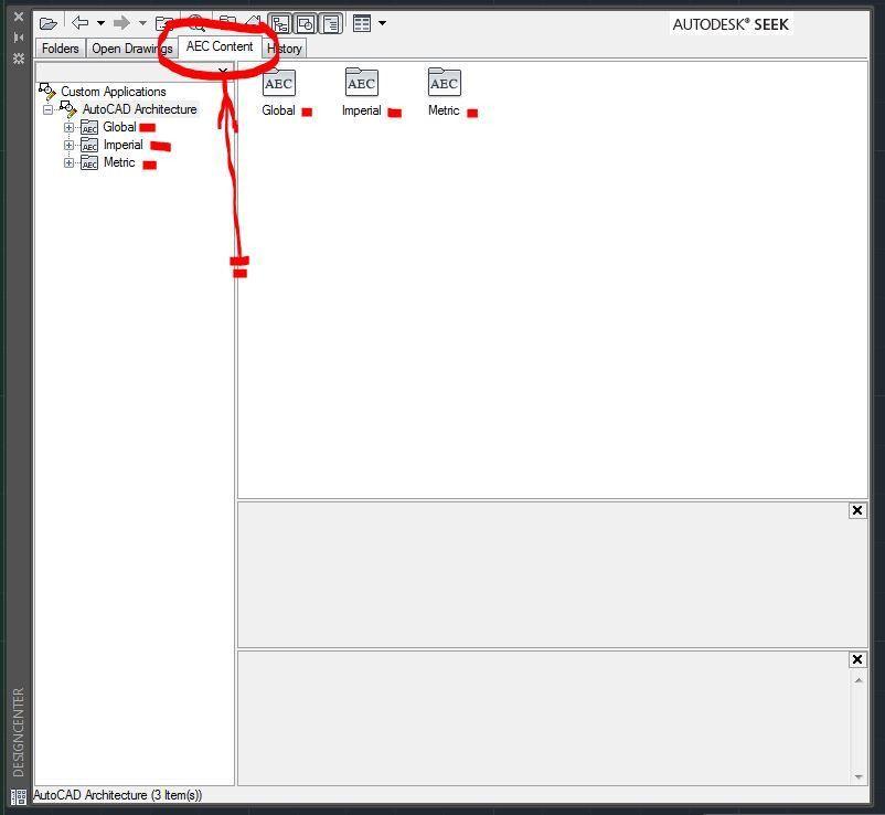 Solved: Design Center Library - Autodesk Community
