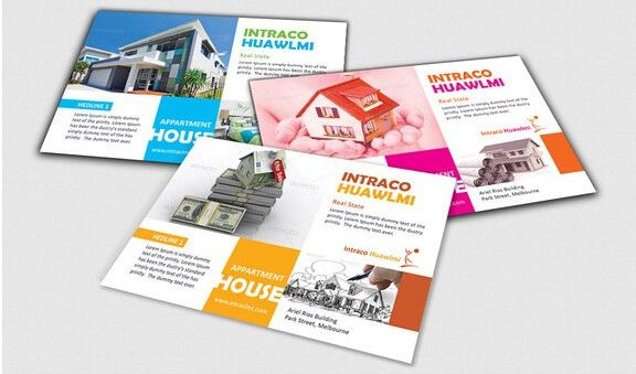 10 Professional Real Estate Agent Brochure Templates Free Download ...