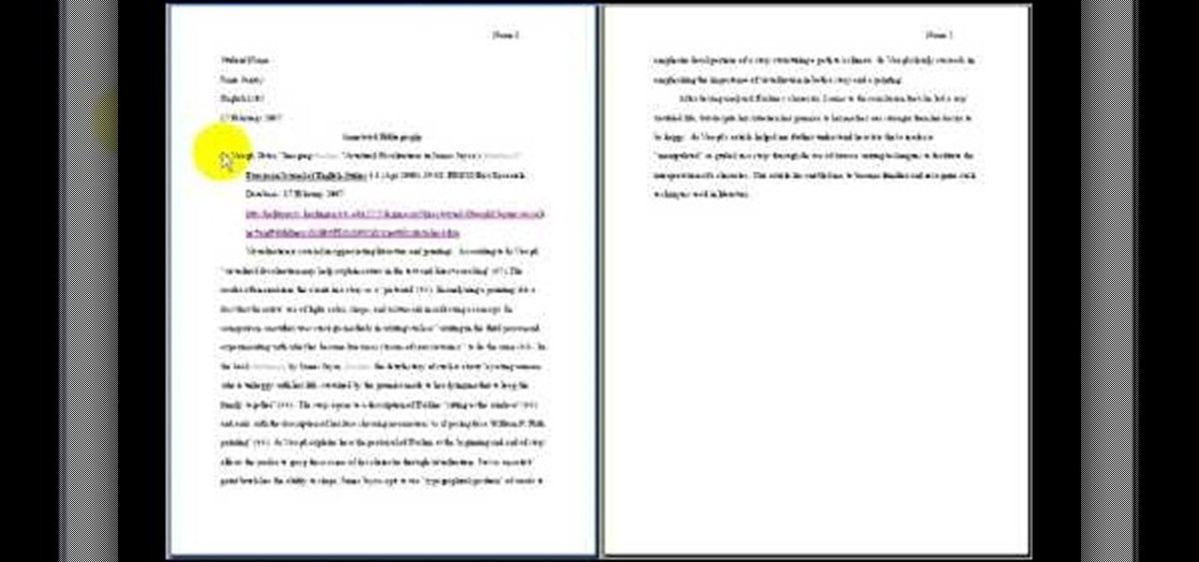 How to Write an annotated bibliography « Humanities :: WonderHowTo