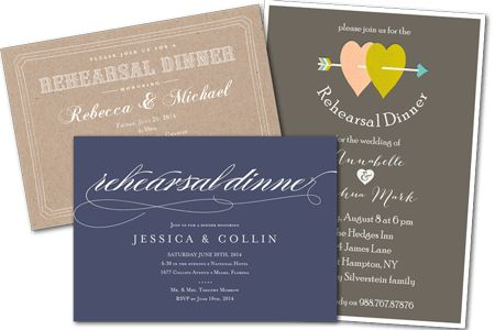 Email Online Rehearsal Dinner Invitations that WOW! | Greenvelope.com