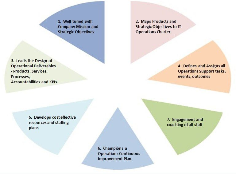 The Role of the IT Operations Manager | QualityHelp Community