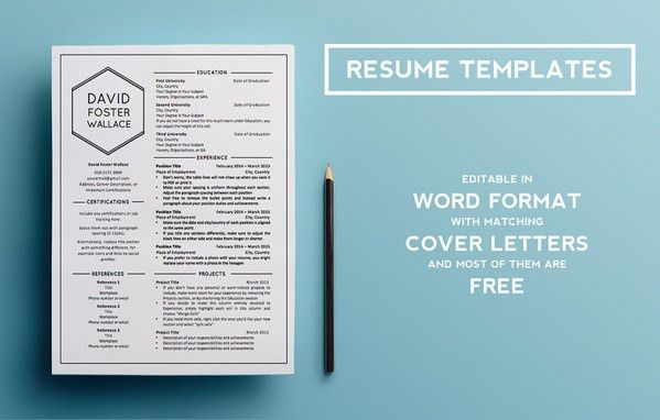 20+ Programmer Resume Templates - Free PSD, PDF, Word