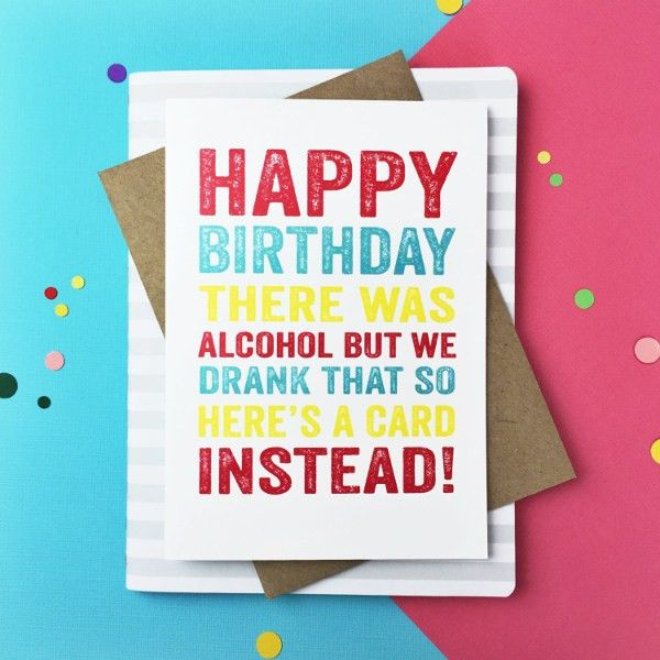 19+ Funny Happy Birthday Cards - Free PSD, Illustrator, EPS Format ...