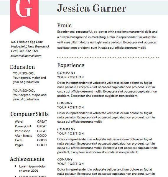 Download Nice Resume Template   haadyaooverbayresort.com
