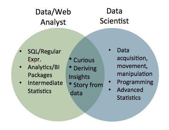 Data scientists vs data analysts: Why the distinction matters ...