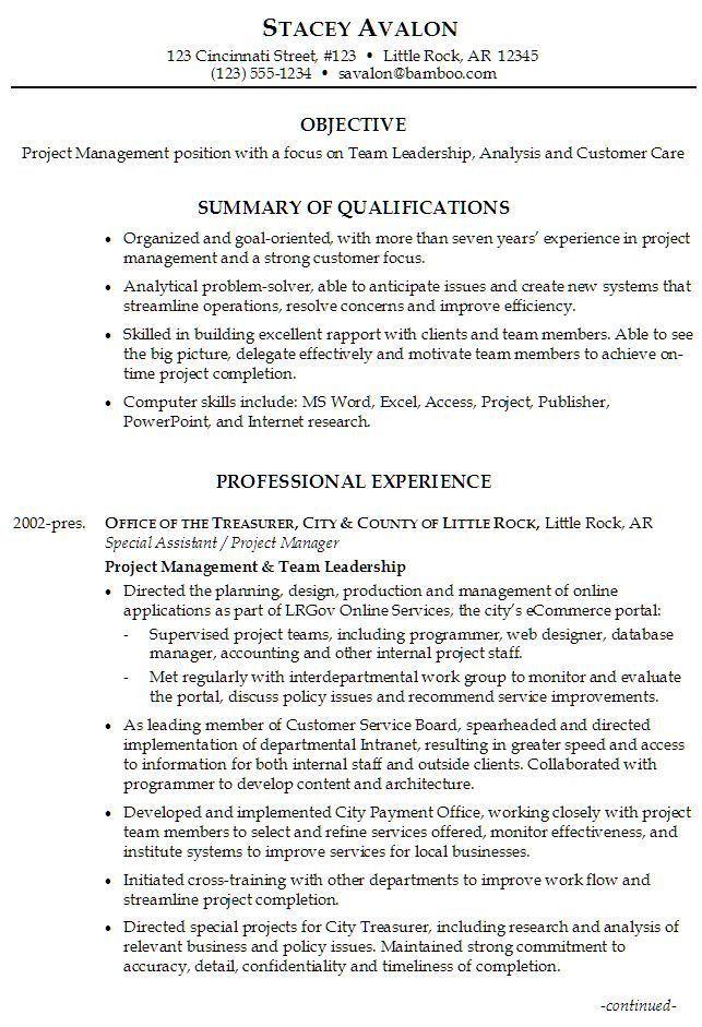 Download Resume Leadership Skills   haadyaooverbayresort.com