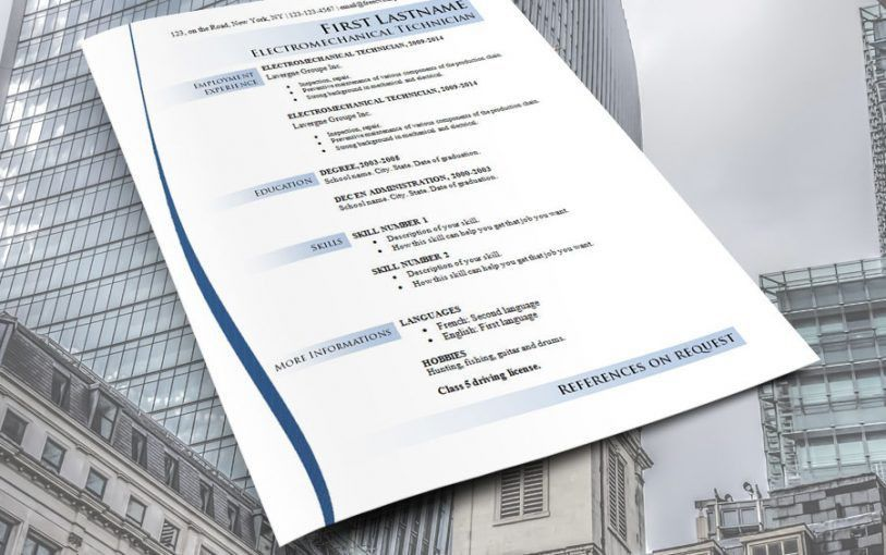 Free Resume Builder Org. resumebuilder org reviews by experts ...