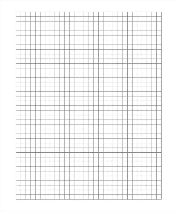 Graphing Paper Template – 10+ Free PDF Documents Download! | Free ...