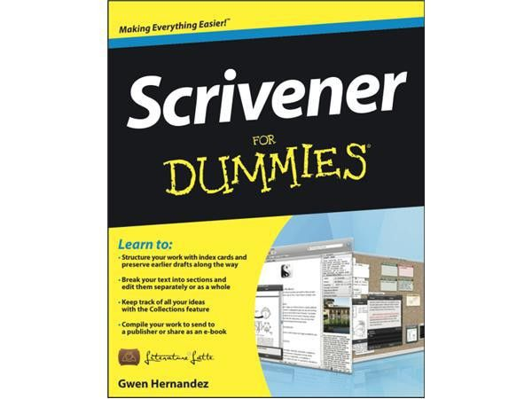 How to write a For Dummies book with Gwen Hernandez, Scrivener For ...