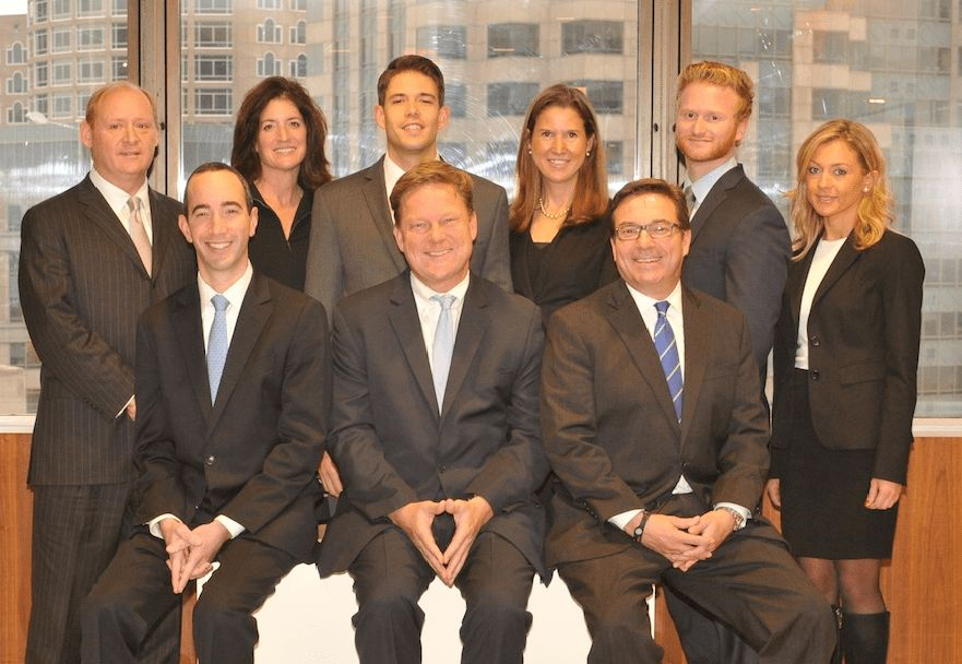 The Barcomb Group - Merrill Lynch in BOSTON, MA