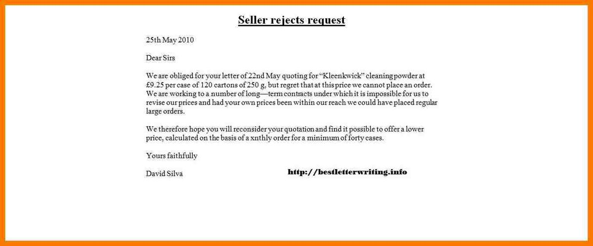 Quotation Letter. Letter Quotation Sample-Price-Quotation-Letter ...