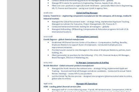Resume Talent Acquisition Sample Resume Talent Acquisition, Talent .  Talent Acquisition Resume