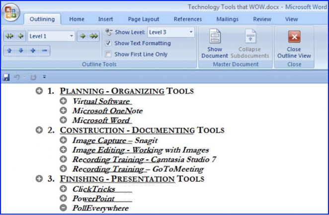 Accounting & Bookkeeping Technology Tools That Wow - Firm of the ...