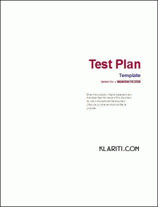 Software Testing Template - MS Word & Excel - Instant Download