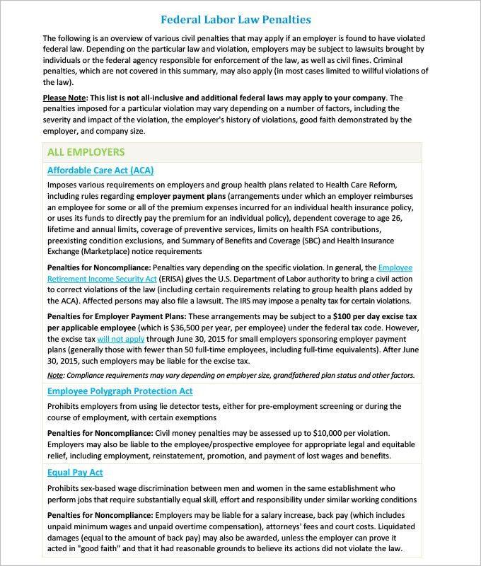 13+ HR Evaluation Forms   HR Templates   Free & Premium Templates ...