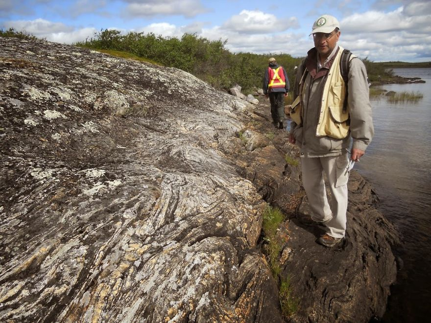 30+ Photos That Prove Being A Geologist Is The Best Job In The ...