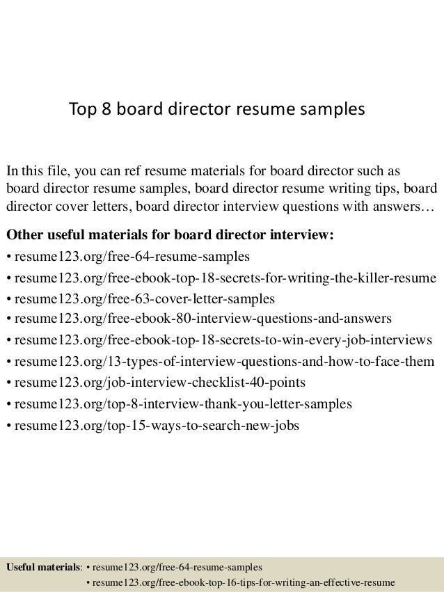 top-8-board-director-resume-samples-1-638.jpg?cb=1431331080