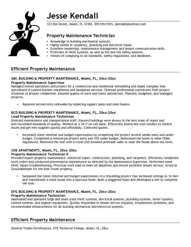 Stylish Design Ideas Maintenance Resume 5 Maintenance Manager ...