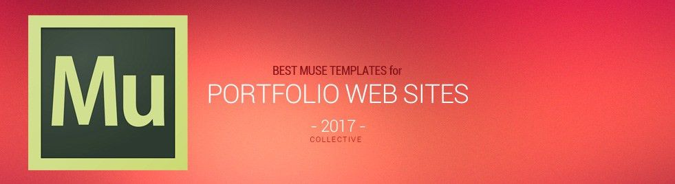 25+ Best Adobe Muse Portfolio Templates 2017 - Responsive Miracle