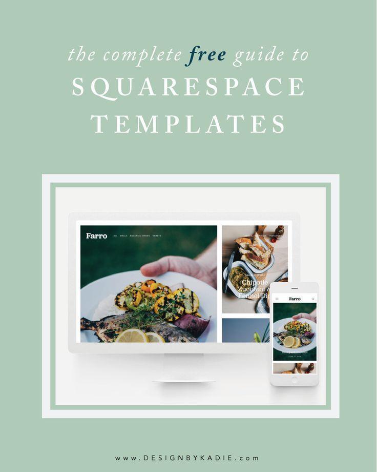 Squarespace Template Comparison 4 | Best Quality Templates